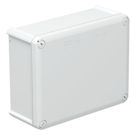 Junction box T 250, closed